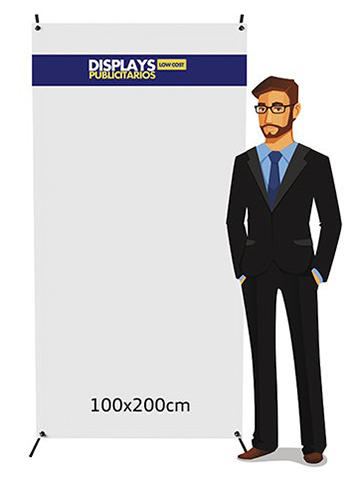 XBanner 100x200cm