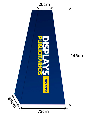 Tótem Giza 73x145cm