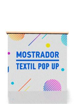 Mostrador textil